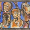 Festők kiállítása a Festészet Napja alkalmából