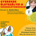 Lélektér esték - Gyerekek életesélyei a szegregátumokban c. előadás