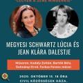 Megyesi Schwartz Lúcia és Jean Klára dalestje