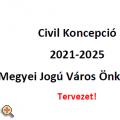 Véleményezésre vár a Civil Koncepció