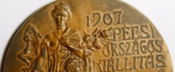 Pécsi Városvédők és Városszépítők Egyesülete - A pécsi ipari kiállítások érmei