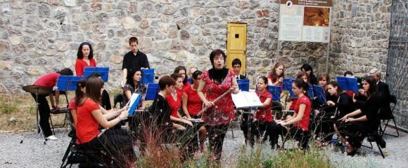 Ébenfa Fafúvós Együttes évadzáró koncert