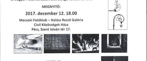 Mecseki Fotóklub - V. Mecsek Szalon  kiállítása