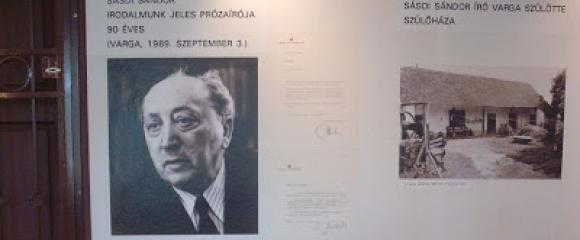 Népi Írók Baráti Társasága - Sásdi Sándor, egy népi író arcképe