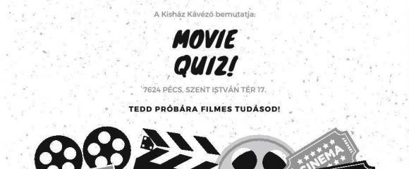 Movie Quiz Night a Kisház Kávézóban (S01-E04)