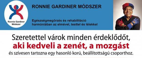 Ronnie Gardiner módszer