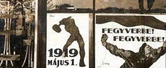 """""""Vitatott történelem""""  beszélgetéssorozat - Tanácsköztársaság 1919/2019"""