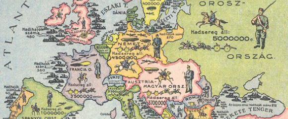 Pécsi Városvédők és Városszépítők Egyesülete -   Baranya és Pécs antant-szerb megszállás alatt 1918-1921 c. előadás