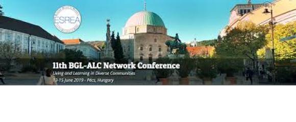 11.  Esrea BGL-ALC Network Élet és tanulás a sokszínű közösségekben c. Konferencia