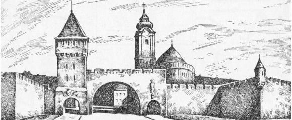 Pécsi Városvédők és Városszépítők Egyesülete -  A pécsi várfal-városfal története c. előadás