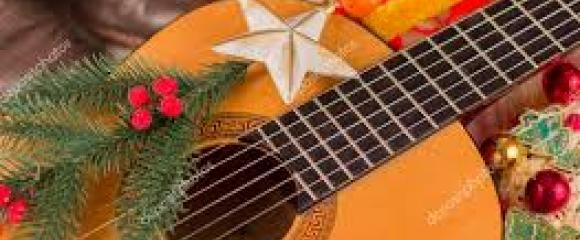 Pécsi Gitárklub - Karácsonyi koncert